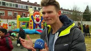 Sportfeest Oosterparkwijk groot succes