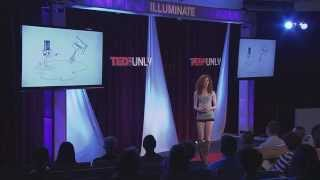 My OCD diary  an imperfect story: Julia Britz at TEDxUNLV