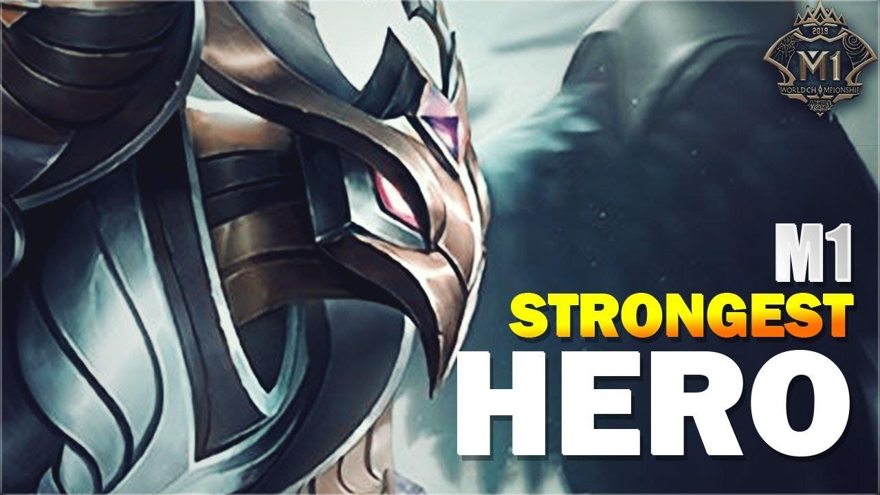 Mobile Lengeds M1 Most Impactful Hero -- Kaja