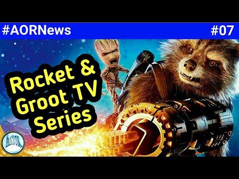 Avengers 4 Trailer release date, Rocket & Groot series,MCU Timeline Explained in hindi || AORNews07
