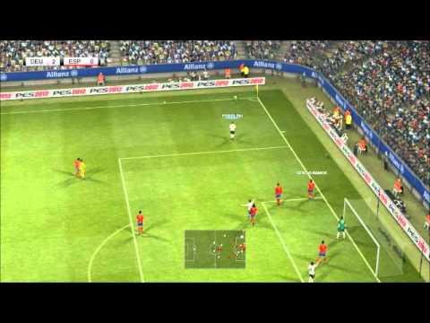 Let's Play PES 2012 #013 [German] - Deutschland VS Spanien