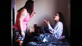 14 year old girl tells religious parents she's pregnant, goes very wrong..
