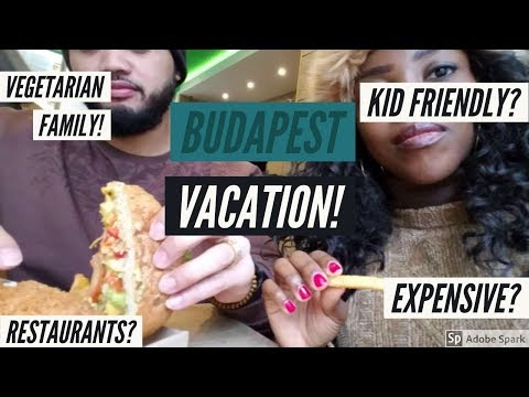 Vacation Recap:  Family Trip to Budapest