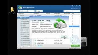 Wise Data Recovery  v3.19.371_portable