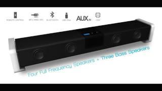Thunder 60W Bluetooth Sound Bar