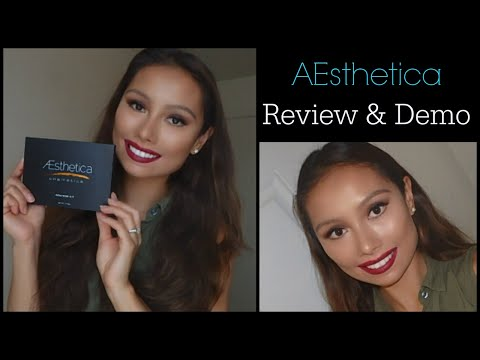 Contour and Highlighting with AEsthetica Contour Kit