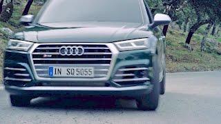 Audi SQ5 TFSI 2017 - Design and Driving