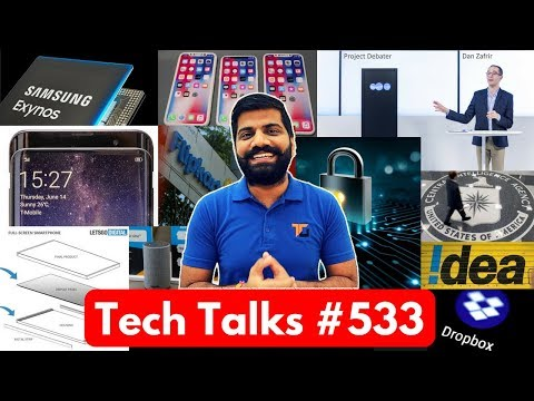 Tech Talks #533 - Oppo Find X, Fake News India, Idea VoLTE, E-Textile, 2018 iPhone, Samsung GPU