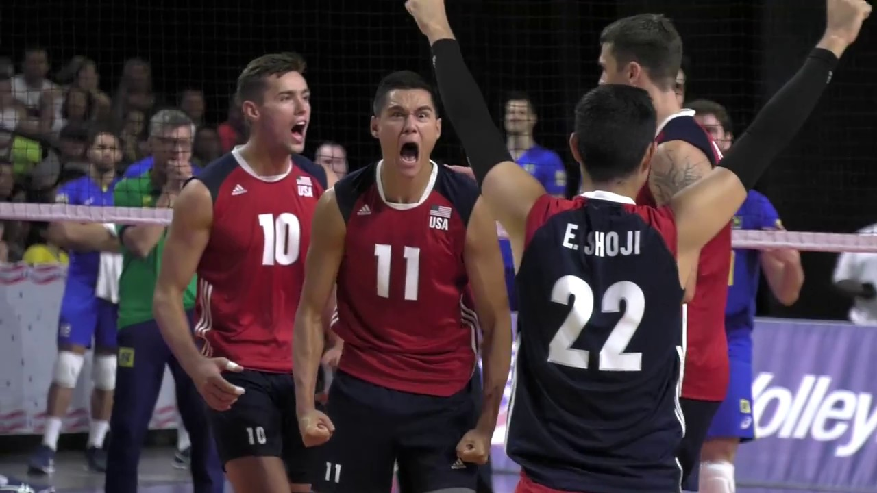 U.S. Men's National Team | USA Volleyball - YouTube