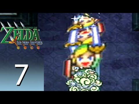 The Legend of Zelda: Four Swords Adventures – Episode 7: Eastern Temple [Part 1]