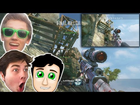 RED HOUSE RECREATES THE BEST TRICKSHOTS FROM SUBSCRIBERS!! (JAPANESE BLACK OPS 2 TRICKSHOT)