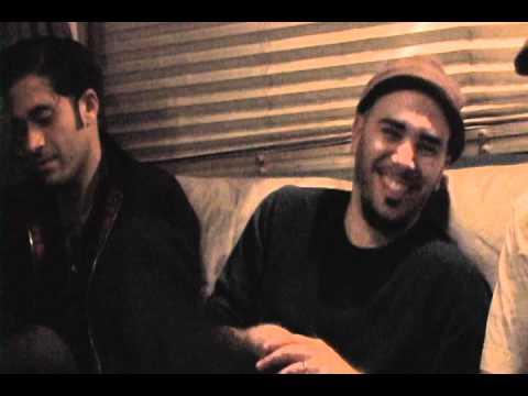 Glassjaw: The Ryan's Rock Show Interview