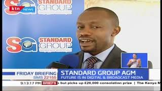 Standard Group PLC turnover grew by 4 percent in 2018