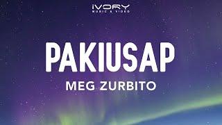 Meg Zurbito - Pakiusap (Official Lyric Video)