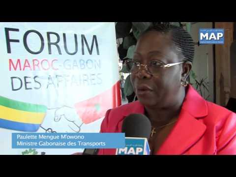 Forum MAROC- GABON des Affaires