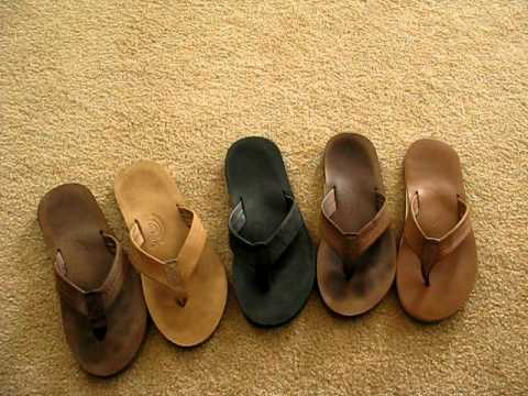 484532ba1 Rainbow sandals - YouTube