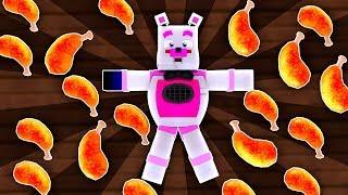 Funtime Freddy Gets Fat Minecraft FNAF Roleplay