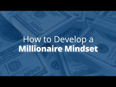 How to Develop a Millionaire Mindset | Jack Canfield