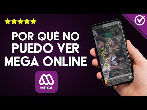 Solución: No puedo ver MEGA online