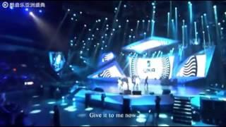150423 UNIQ - SOLO DANCE & LISTEN TO ME at KUMUSIC ASIAN MUSIC AWARDS