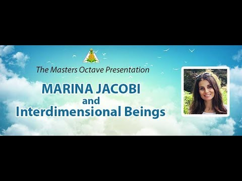 Q/A with Marina Jacobi and Interdimensional Beings Week 1