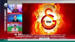 SON DAKİKA GALATASARAY TRANSFER HABERLERİ-GÜNDEMİ A SPOR TRANSFER 13.06.2019