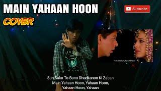 Main Yahaan Hoon Veer Zaara Cover Ridho Official Merdu Suaranya Bro