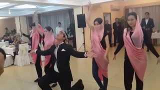 сюрприз на свадьбе флешмоб Экибастуз-Павлодар