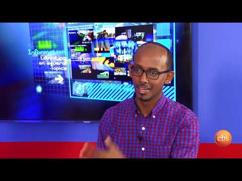 TechTalk With Solomon S5 E11 Part 1 - Elect. Eng. Hizkyas Dufera Solar Innovation