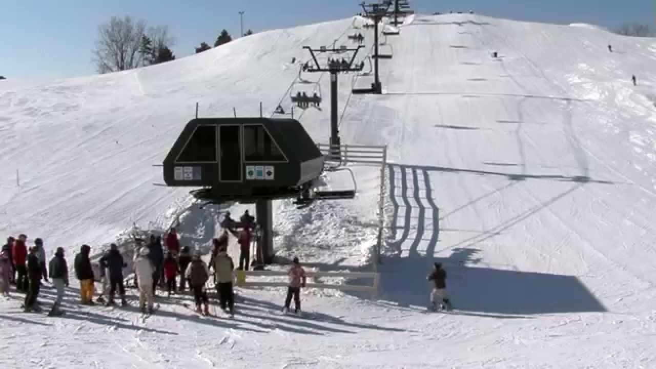 great getaways: apple mountain ski & snowboard resort [great lakes