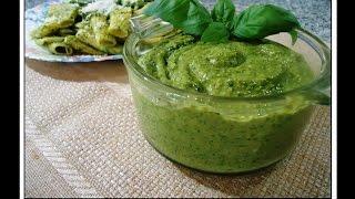 Salsa Pesto receta original