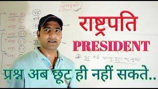 राष्ट्रपति..  PRESIDENT