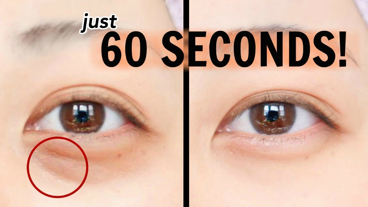 Get Rid Of Eye Bags In 60 Secs If Only I Can Remove My Sins With This
