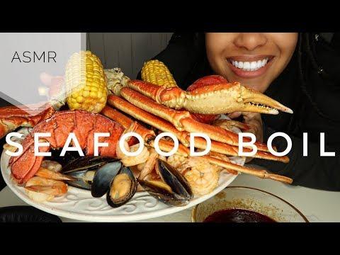 Asmr Seafood Boil Sas Inspired Sauce Shrimp Mussels Crab Lobster Eating Sounds No Talking À¸›à¸£à¸°à¹€à¸—ศไทย Vlip Lv Trying sas asmr seafood sauce eating 3 47. ประเทศไทย vlip lv