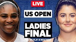🔴 WILLIAMS vs ANDREESCU | US Open 2019 | LIVE Tennis Stream Play-by-Play