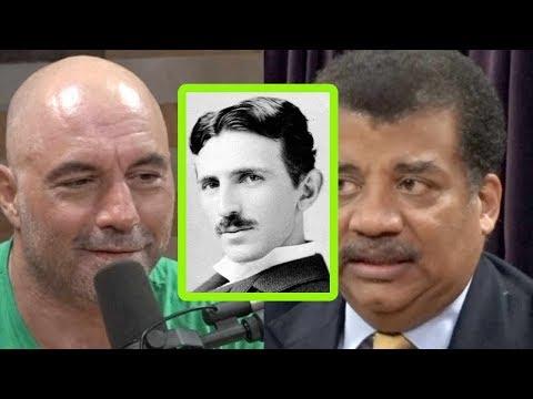 Neil deGrasse Tyson On 'The Nikola Tesla Fan Club'