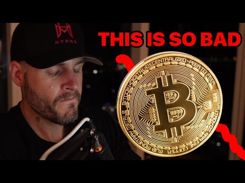 The Worst Bitcoin Crash In History Is Coming (Tesla Selling)