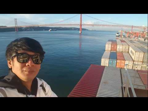 Seafarer Life 2k17 Maersk Jubail