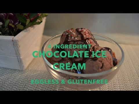 How to make chocolate ice cream with milkmaid