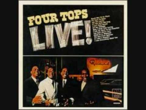 "Levi Stubbs/Tops ""I Left My Heart In San Francisco"""