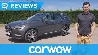 Volvo XC60 SUV 2018 review | Mat Watson Reviews