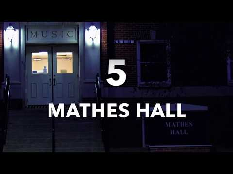 ETSU's Top 5 Most Haunted Buildings