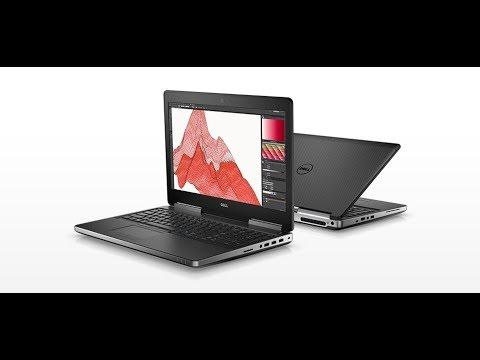 Đây Là Laptop Đồ Hoạ Bền Bỉ Tốt Nhất Năm 2018 Dell Precision 7520