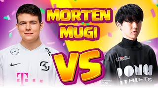 PRO vs PRO! MORTEN vs MUGI! Best of 5!