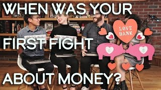 Love Bank: Couples Talk Bad Habits, Paying On Dates, Credit Scores   Episode 1.1   CNBC Make It.