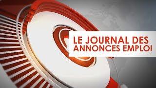 Video Le journal des annonces emploi 1001 Intérim'air - 26/06/2017 download MP3, 3GP, MP4, WEBM, AVI, FLV Oktober 2017
