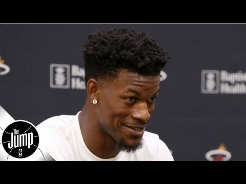 Jimmy Butler posting about early morning practice is a 'look-at-me' move - Amin Elhassan | The Jump