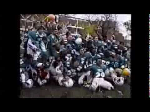 Western Tech Colts 1995 TSSAA Championship Win