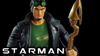 DC Universe Classics STARMAN Figure Review