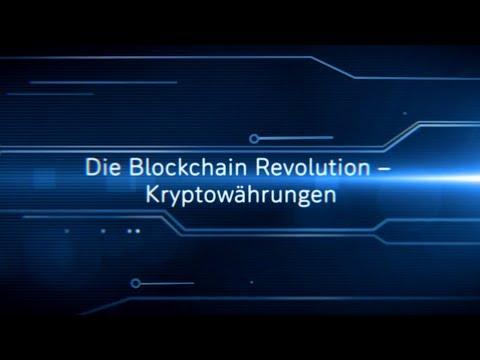 Tech Talk: Die Blockchain Revolution – Kryptowährungen